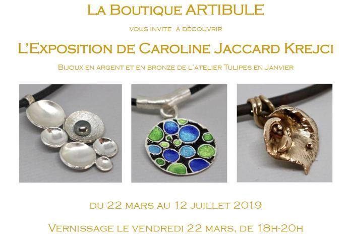 flyer Artibule expo Caroline Jaccard.JPG